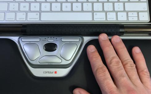 Test du support ergonomique RollerMouse RedPlus pour soigner ses douleurs