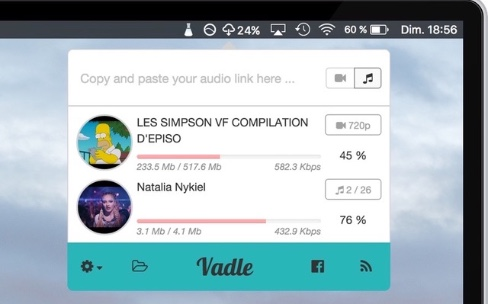Vadle : le téléchargement de vidéo devient un jeu d'enfant [Partenaire]