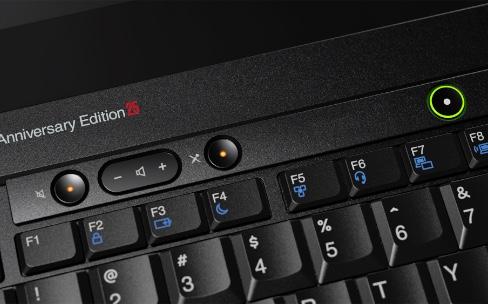 Un ThinkPad édition spéciale pour ses 25 ans
