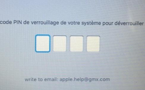 iCloud : débloquer le démarrage d'un Mac sans payer derançon