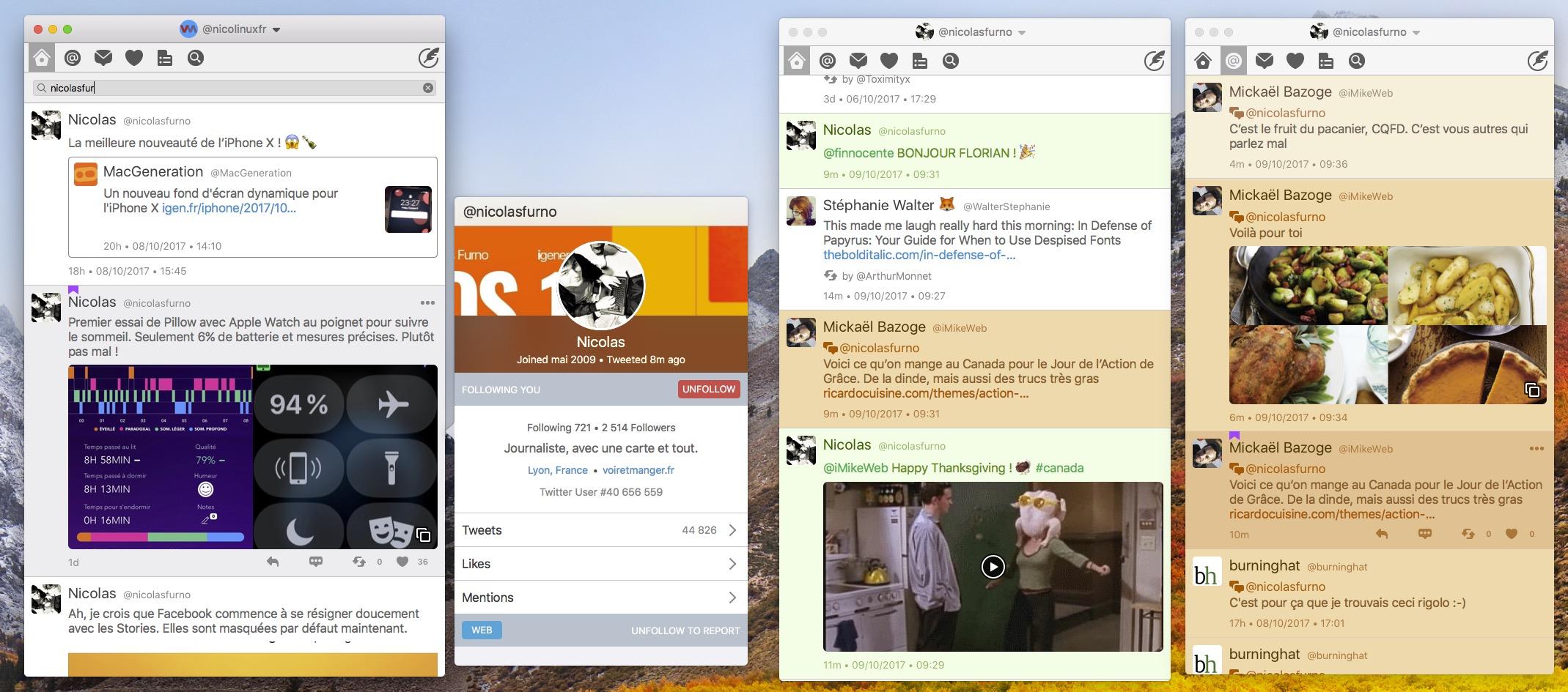 Twitterrific de retour sur mac avec une base modernis e for Agrandir fenetre mac