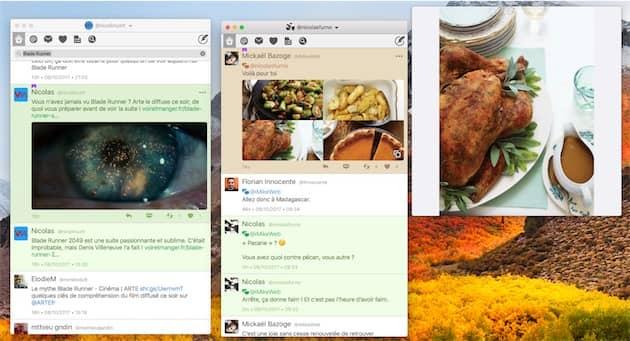 Sur le côté gauche, une image ouverte dans le pop-up associé. Ce pop-up disparaît dès que l'on clique ailleurs, sauf si on en crée une fenêtre au préalable. Cliquer pour agrandir