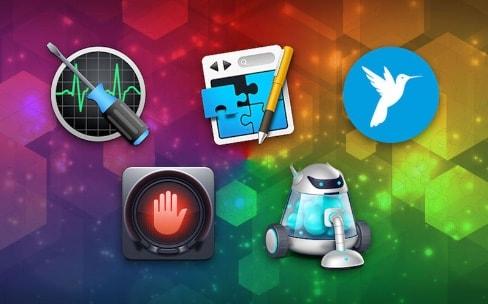 Promo: cinq apps pour Mac, dont RapidWeaver, à partir de 13$