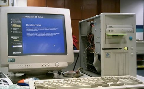 Sur le marché du PC, Apple stagne ou recule