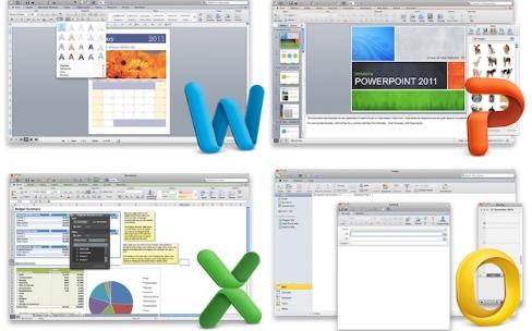 Microsoft range Office 2011 au placard