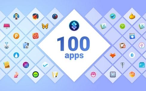 Setapp rassemble 100apps pour 10$ par mois