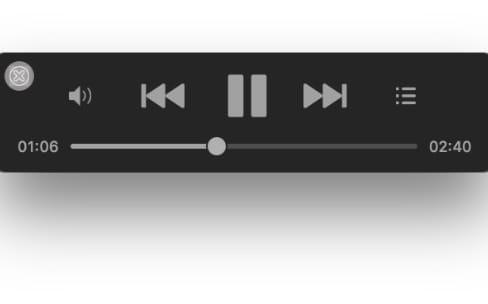 IINA devient un meilleur lecteur audio [MàJ]