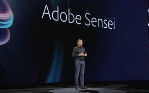 Avec Sensei, le futur de Photoshop va être étonnant