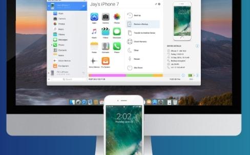 Promo: l'outil de synchronisation d'appareils iOS iMazing à 25$