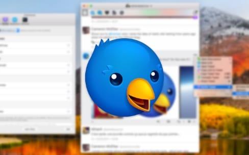 Twitterrific retrouve quelques fonctions sur Mac