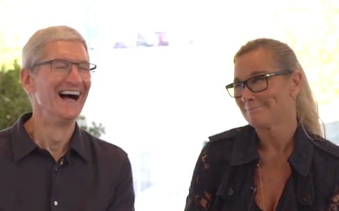 Angela Ahrendts prochaine CEO d'Apple ? « Fake news »