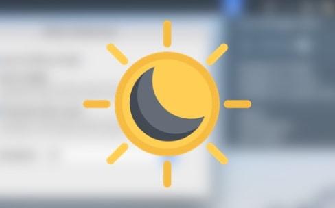 Shifty active le mode sombre de macOS avec Night Shift