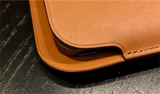 le dernier 9b52d 37899 Prise en main de la housse en cuir d'Apple pour MacBook 12 ...