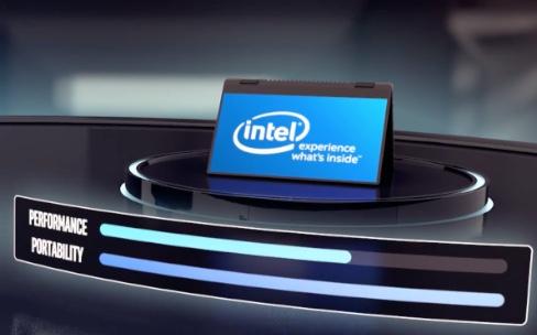 Intel et AMD font puces communes pour des portables fins et puissants
