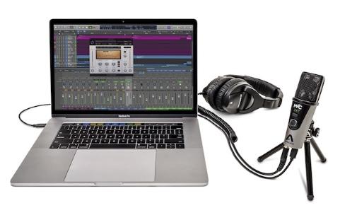Apogee MiCPlus et iRig Mic HD2, deux petits microphones pros pour macOS et iOS