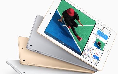 "Refurb : des iPad 9,7"" 2017 à 349€ et iPad Pro10,5"" à 629€"