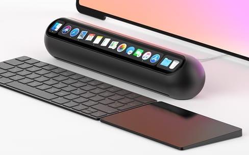 Un rêve de Mac mini oblong avec une Touch Bar