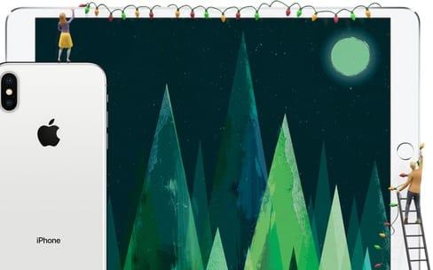 Noël : tous les feux sont au vert pour Apple