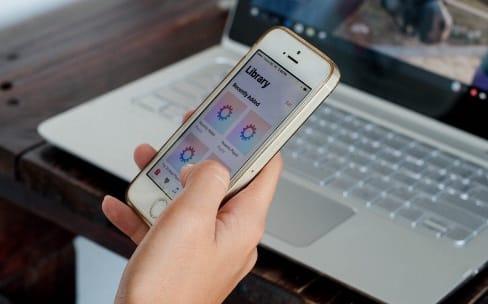 Le smartphone remplace peu à peu l'ordinateur en France