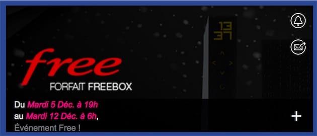 une vente priv e freebox revolution demain macgeneration. Black Bedroom Furniture Sets. Home Design Ideas
