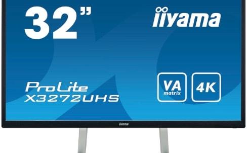 iiyama commercialise un écran 32pouces 4K à moins de 600€