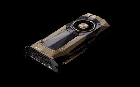 Nvidia Titan V, la carte graphique de tous les superlatifs à 2999$