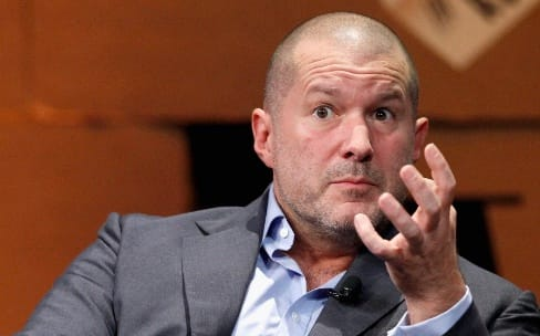 Jony Ive reprend les rênes du studio de design d'Apple