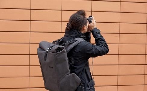 Novel 1, 2 et 3, un kickstarter pour des sacs à dos remplis d'électronique