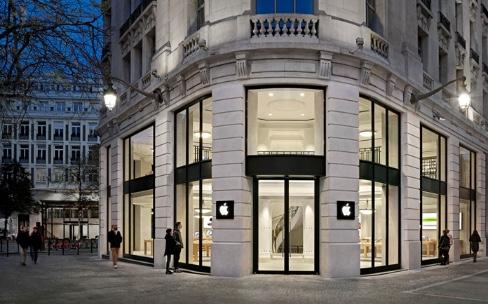 Pour Noël des Apple Store vont ouvrir plus longtemps et ledimanche