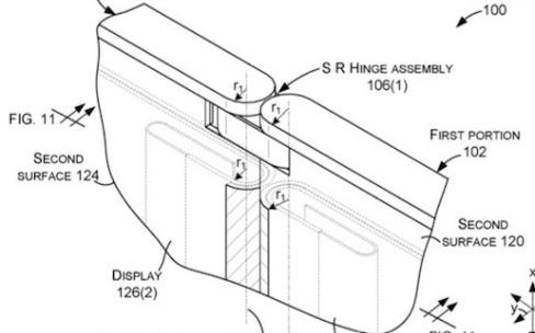 Brevet : des charnières pour un portable Microsoft à deux écrans