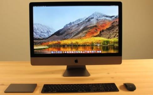 En cas de gros plantage, il faudra un deuxième Mac pour restaurer un iMac Pro