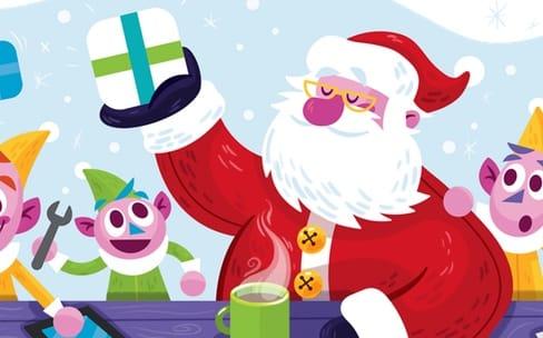 App Santa: promotions sur de bonnes apps Mac et iOS à partir de demain