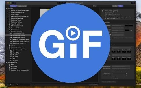 FinalCutPro et Motion créent à leur tour des GIF