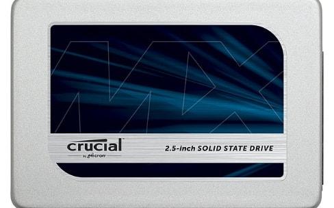 """Crucial renouvelle ses SSD 2,5"""" avec les MX500 garantis cinq ans"""