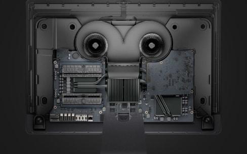 L'iMac Pro en préparation pour expédition en France [MAJ: livraison dès décembre]