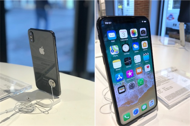 iPhone X : Apple a t elle déjà mangé son pain blanc