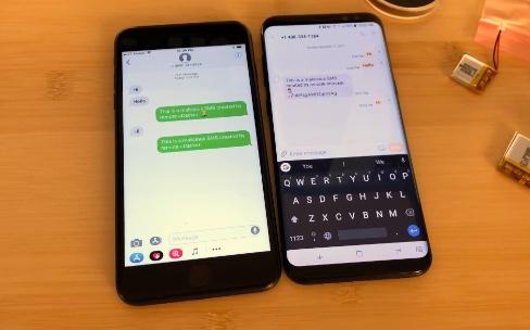 Messages : une nouvelle faille de sécurité et de communication pour Apple
