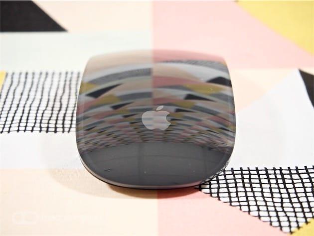 La Magic Mouse de l'iMac Pro gagne le titre de produit Apple le plus réfléchissant.