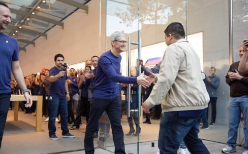 2017 a été une bonne année pour le salaire des dirigeants d'Apple