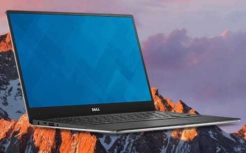 Le XPS 13 de Dell peut facilement devenir un hackintosh