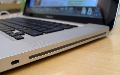 Le MacBook Pro SuperDrive éjecté du refurb?