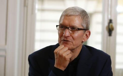 «La France a toujours eu une place à part pour Apple», Tim Cook