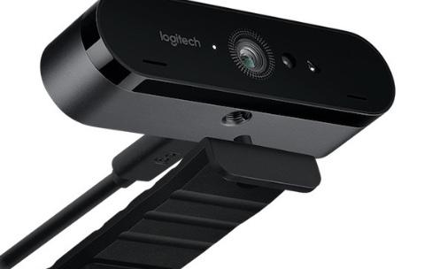 BRIO la webcam Logitech qui fait de la4K