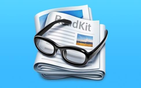 Le lecteur de flux RSS ReadKit se modernise enfin