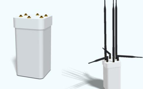 Wi-Fi: QuickerTek améliore les bornes AirPort