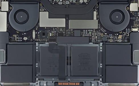 L'efficacité énergétique des nouveaux MacBook Pro est «impressionnante »