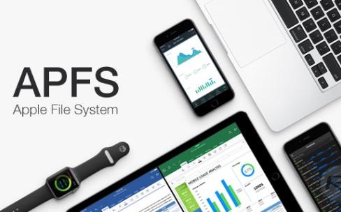 APFS : le chantier avance sur macOS