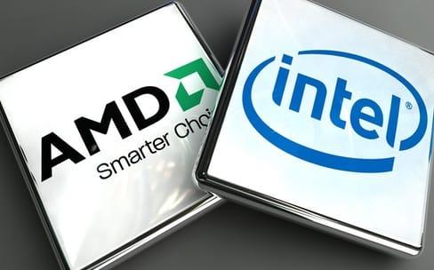 Intel baisse ses prix pour rester dans la course face à AMD