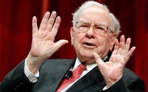 Warren Buffett possède 2,5% d'Apple