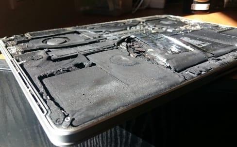 Les MacBook Pro (aussi) peuvent exploser
